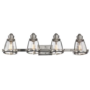 Belmont 4-Light Vanity Light By Trent Austin Design