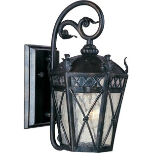 Astoria Grand Ivers 1-Light Outdoor Wall Lantern