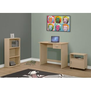 3 Piece Standard Desk Office Suite