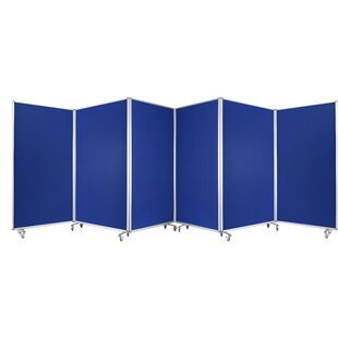 South Ferry 3 Panel Room Divider by Symple Stuff