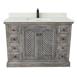 Coto 48 Single Bathroom Vanity Set by August Grove