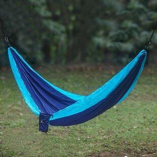 Novica Parachute Portable Nylon Camping Hammock