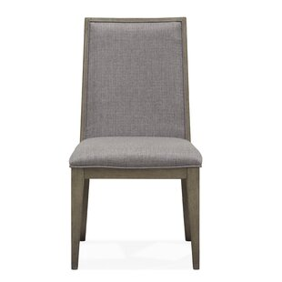 Eichhorn Fully Upholstered Dining Chair (Set of 2) Brayden Studio
