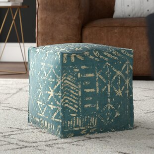 Malley Pouf by Mercury Row