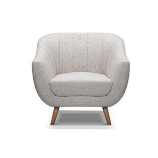 Crocker Armchair by Bungalow Rose
