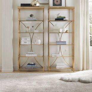 Shop For Highland Park Etagere Bookcase By Hooker Furniture