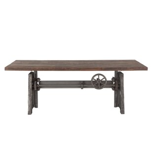 Christenson Solid Wood Dining Table by Gracie Oaks