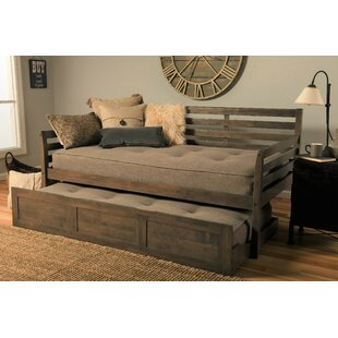 Ebern Designs Varley Daybed with Trundle