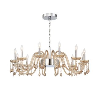 Rosdorf Park Spenser 16-Light Chandelier