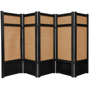 Clarke Shoji Room Divider by World Menagerie