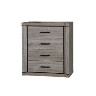 Fong 4 Drawer Chest By Mercury Row