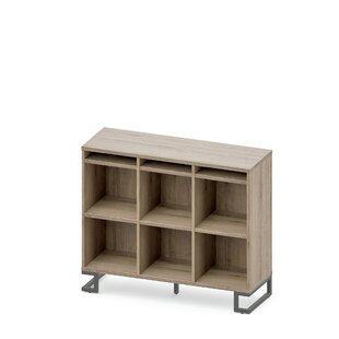 Delasandro Bookcase By Ebern Designs