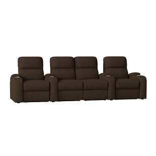 Edge XL800 Home Theater Loveseat (Row of 4) by Octane Seating