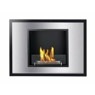 Bellezza Mini Wall Mounted Ethanol Fireplace by Ignis Products