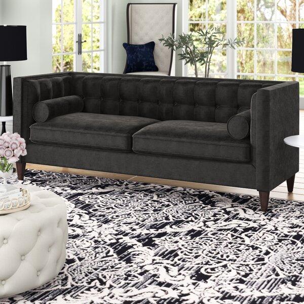 Pleasant Tuxedo Couch Wayfair Creativecarmelina Interior Chair Design Creativecarmelinacom