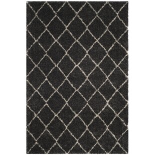 Purchase Fort Calhoun Anthracite Area Rug By Ivy Bronx