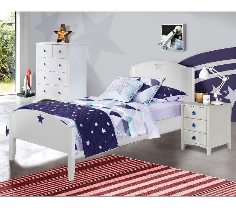 the children's furniture company starlight 3 piece bedroom