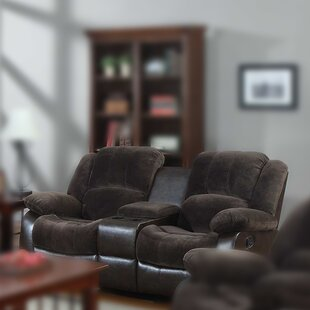 Nathaniel Home Aiden Motion Reclining Loveseat