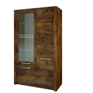 Brayden Studio Fulford Display China Cabinet