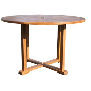 Hatteras Solid Wood Dining Table by Chic ..