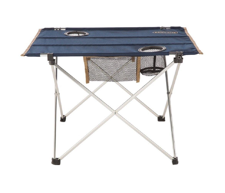 Table de camping pliante Amias