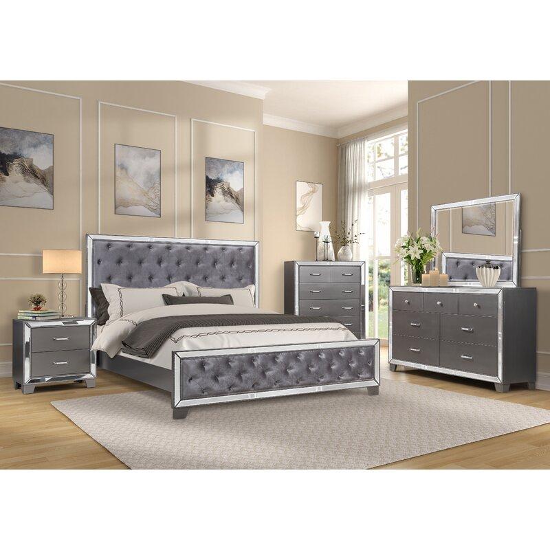Dostie Standard Configurable Bedroom Set