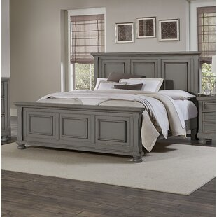 Calila Panel Bed by Birch Lane™ Heritage