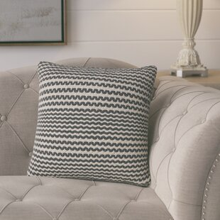 Loyola Cotton Throw Pillow
