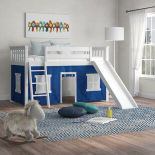 Gilmour Twin Low Loft Bed