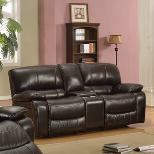 Savings Kiowa Reclining Loveseat by Flair Reviews (2019) & Buyer's Guide