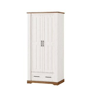 Read Reviews Ormidia 2 Door Wardrobe