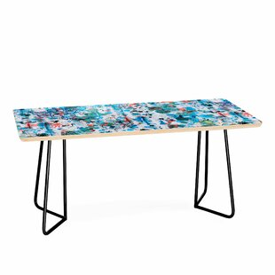 Graffiti Flowers Coffee Table
