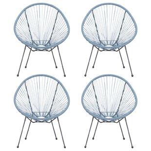 Deals Price Tayah Garden Chair (Set Of 4)