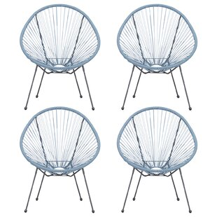 Deals Tayah Garden Chair (Set Of 4)