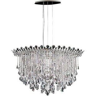 Schonbek Trilliane 10-Light Crystal Chandelier