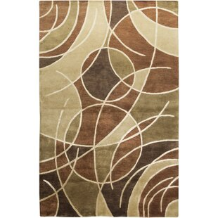 Wadhwan Hand-Knotted Arera Rug by Meridian Rugmakers