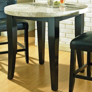 Chloe Counter Height Dining Table by L..