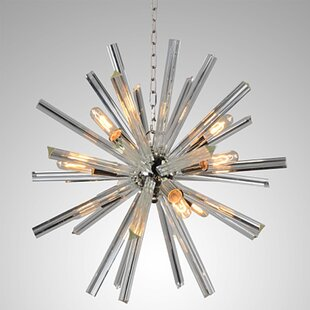 Neptune 9 Light Sputnik Chandelier