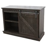 Caran Solid Wood TV Stand for TVs up to 50 by Gracie Oaks