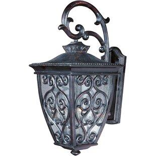 Astoria Grand Isaacson 2-Light Outdoor Wall Lantern