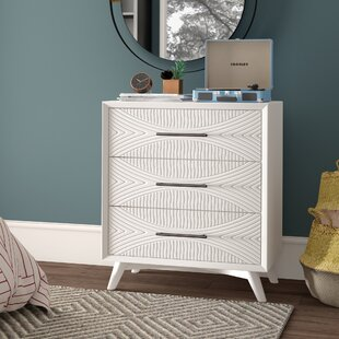 Mcelrath 3 Drawer Dresser