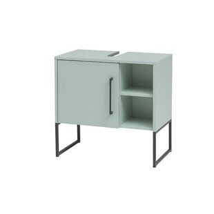 Amor 60cm Free-standing Vanity Unit Base By Ebern Designs