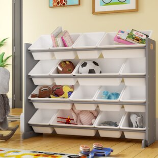 Saint Kid Toy Organizer By Zoomie Kids