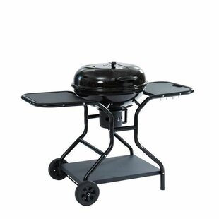 90cm Parise Charcoal Barbecue By Symple Stuff