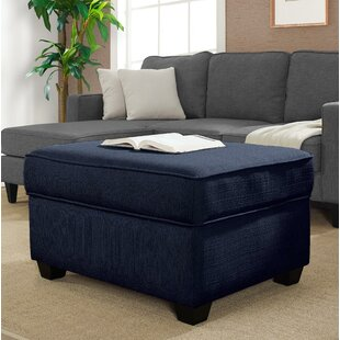 Read Reviews Olin Storage Ottoman By Serta at Home