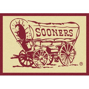 Collegiate University of Oklahoma Sooners Door mat by My Team by Milliken