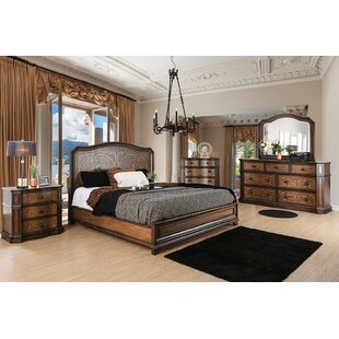 Davet Panel Bed by Astoria Grand Best #1