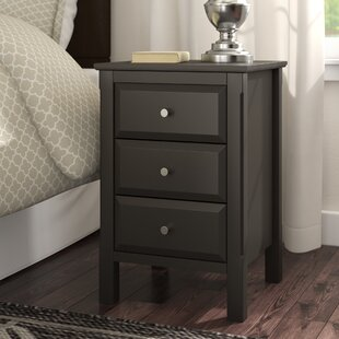 Charlton Home Steelman End Table With Storage