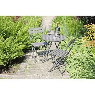 Wilbert 2 Seater Bistro Set By Sol 72 Outdoor