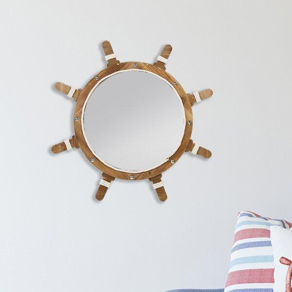 Wheel Mirror Wayfair